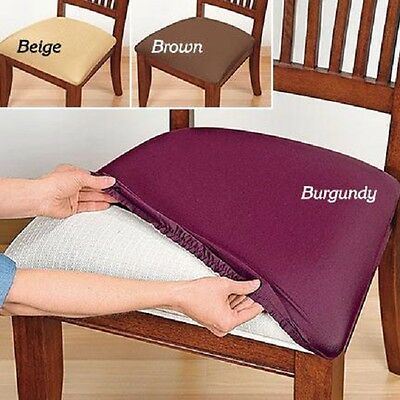 Stretch Seat Covers SET OF 2  Cover Protector (Spills Stain Torn) Stretchable