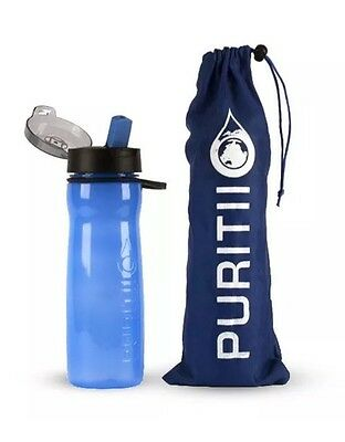 Ariix Puritii System & Water Filter - Blue