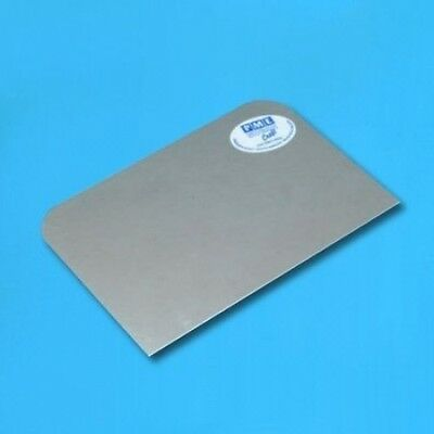 PME Stainless Steel Plain Edge Side Scraper - Cake Decorating. Free Delivery