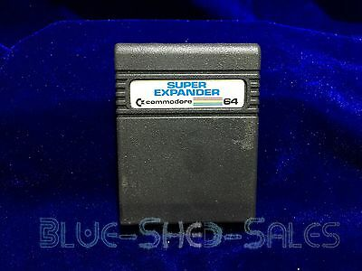 Super Expander cartridge for the commodore 64 / C64