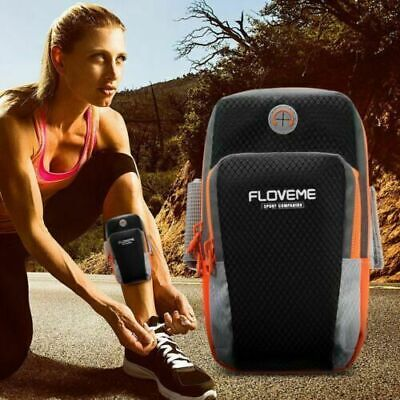 Luxury Waterproof Sport Running Armband Case Jogging Gym Arm Band Pouch Holder