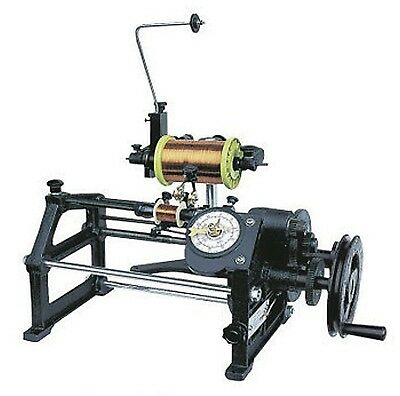 NEW  Manual Automatic Hand Coil Winder Winding Machine NZ-2