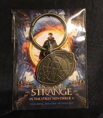 Disney Keychain Dr Doctor Strange AP Preview Event Keychain