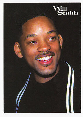 Will SMITH carte postale n° PC 8091