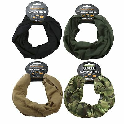 Tactical Snood Army Scarf Face Wrap Hat Elastic Balaclava Head Cover Headband