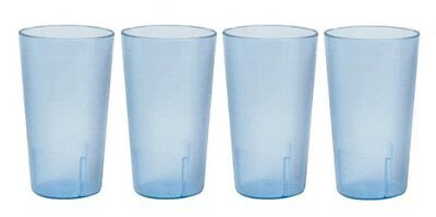 32 oz Ounce Restaurant Tumbler Beverage Cup Stackable Cups