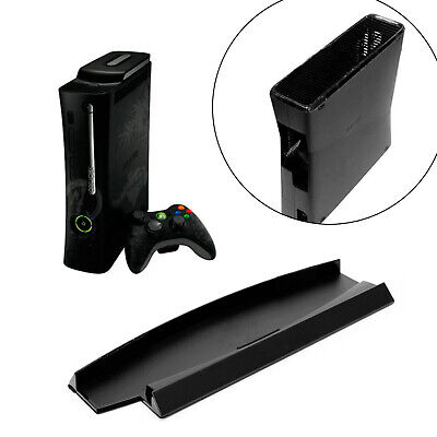 Console Vertical Stand Base Holder Hold Dock For Playstation 3 PS3 Slim 26*8.8cm