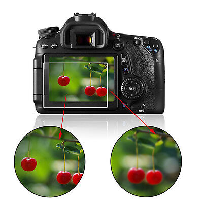 Optical Tempered Glass Camera LCD Screen HD Protector Cover For Nikon D5300 NR