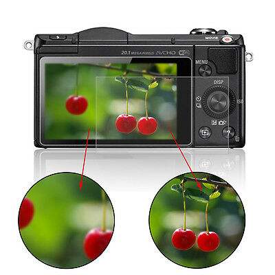 Optical Tempered Glass Camera Screen HD Protector Cover For Sony NEX-7/3N/5 NR