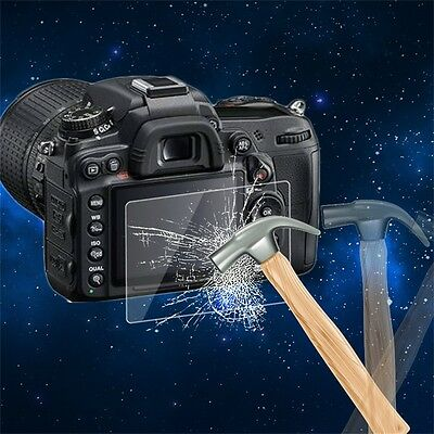 Tempered Glass Camera LCD Screen Protector Cover for Nikon D700/D7000 NR