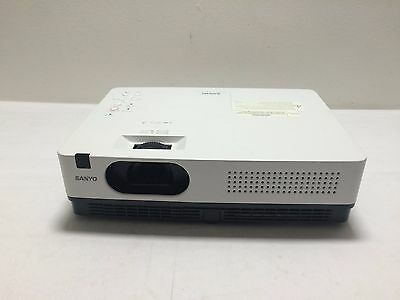 Sanyo Plc-Xd2200 Lcd Xga Projector Used 2513 Lamp Hours Tested Working (Ref:778)
