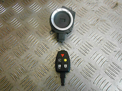 Volvo S40 Mk2 2005 Electric Ignition Module & Key Fob 30667665