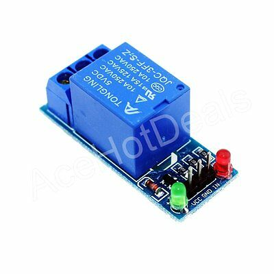 1 Channel DC 5V Relay Switch Module for Arduino Raspberry Pi ARM AVR