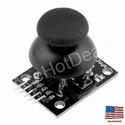 JoyStick Breakout Module Shield PS2 Joystick Game Controller For Arduino