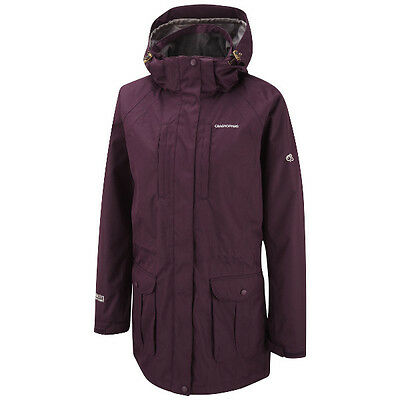 Craghopper Ladies Madigan Long Jacket