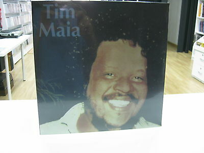 Tim Maia Lp Brazil 2013 Limited Edition 300 Copies Only