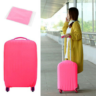 """Cute Elastic Travel Luggage Cover Suitcase Protector 18"""" 20"""" 22"""" 24"""" 26"""" 28"""" 30"""""""