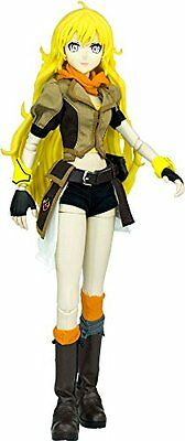 Rwby Yang Xiao Long 1/6 Scale Abs & PVC & Pom-Painted Action Figure