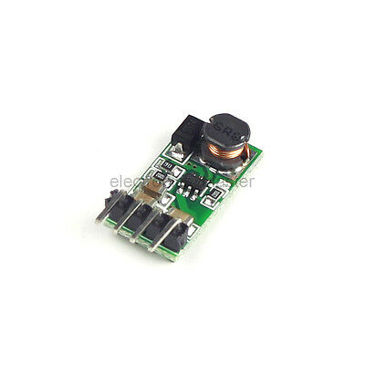 3-6V to 12V Mini DC-DC Boost Voltage Regulator Converter Board  Power Module