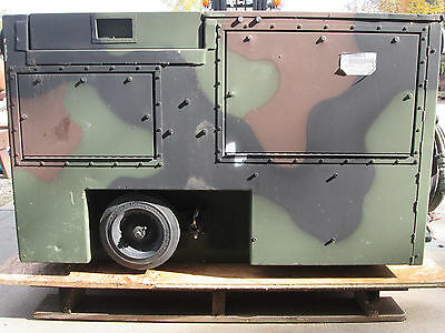 Choctaw Electric Multi-Fuel Heater,Military, Model H140 ~ New Surplus~