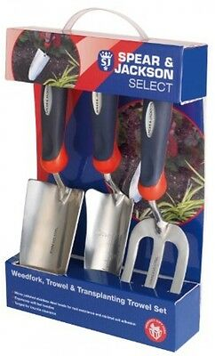 Spear and Jackson Select Stainless Steel Set (3 Pieces)