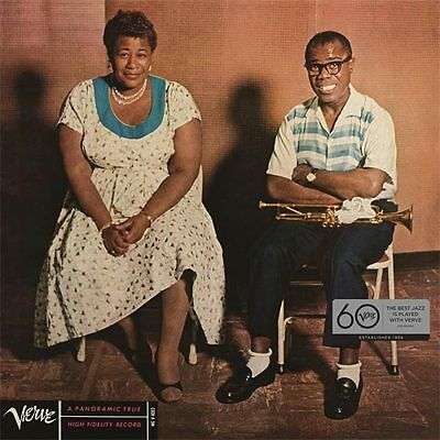 Ella and Louis NEW SEALED VINYL LP *FREE UK POST*WORLD SHIP Armstrong Fitzgerald