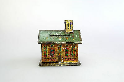 Penny Toy Kirche (Sparbüchse)  - 1920 Er Jahre-*******