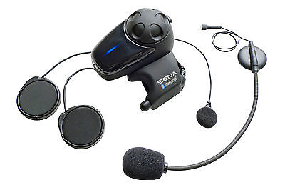 SENA SMH10 Motorcycle Bluetooth Communication System Universal Microphone SINGLE