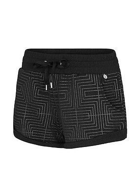 NEW Womens Lorna Jane Activewear   Concentric Casual Short