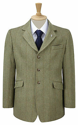 Caldene Men's  Kent Derby Tweed competition Jacket, *** FREE P & P ***