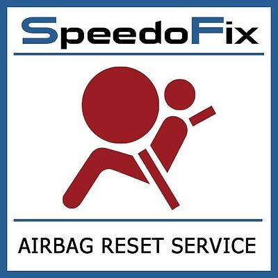 AIRBAG CONTROL MODULE RESET SERVICE to OEM STATE for -  Audi  A3 A4 A5 A6 2015