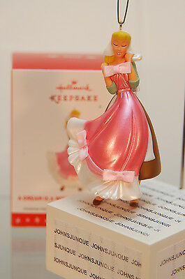 A Dream Is A Wish Your Heart Makes 2016 Hallmark Ornament~Free Ship In Us