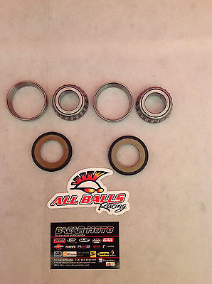 4110299 Bearing Kit E Steering Oil Seals Bmw K 100 Lt 1000 1990 1991