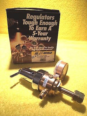***New***  Oxweld Trimline R 76 15 025 Acetylene Regulator 15152