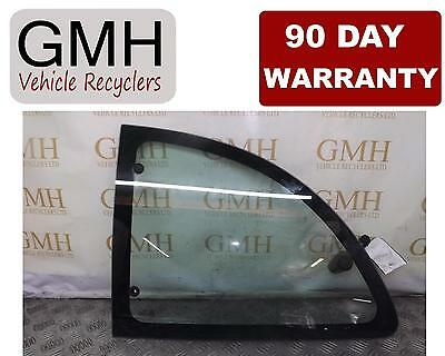 Ford Ka Left Passenger Nearside Rear Side / Quarter Glass  43R000015  1996-2008§