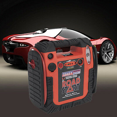 Car Jump Starter Power Battery Booster Emergency Power Pack 12V 900A