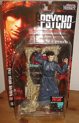 PSYCHO NORMAN BATES McFarlane MOVIE MANIACS 2
