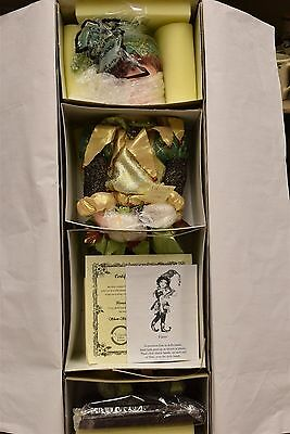 Show Stoppers Doll Flavo Florence Maranuk Collection Elf Fairy Nymth #38 COA NIB
