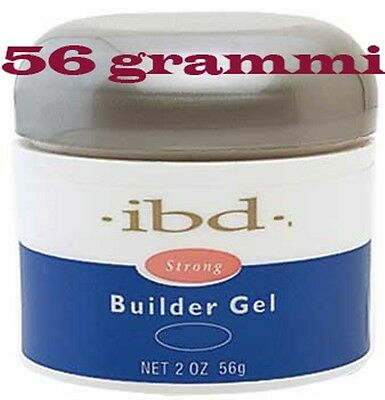 Gel builder ibd ricostruzione unghie nail art STRONG clear pink ultra white