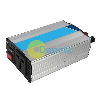 12V Inverter - 300W (Single Socket) Allows 12V Batteries To Power 230V Ac
