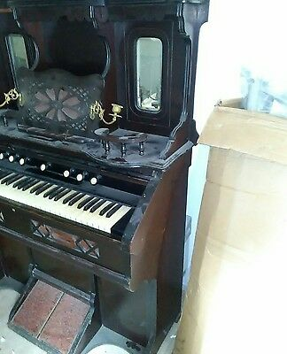Antique organ UK delivery £100 approx