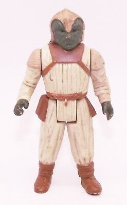 Star Wars Klaatu In Skiff Guard Disguise ROTJ Vintage No COO Figure Kenner 1983