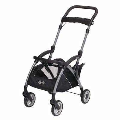 Graco SnugRider Elite Stroller and Car Seat Carrier Black Discontinued by Man...