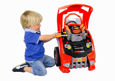 Theo Klein Toy engine Service Car Station Top Quality FREE 2-DAY SHIPPING