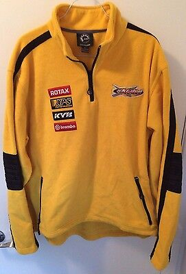 Ski-doo Team BRP Sweater Pullover, Adult Large L Skidoo Snowmobile Ski Snowboard