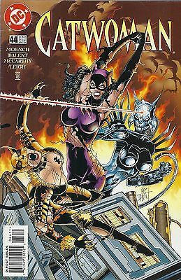 Catwoman #44 DC Comic APRIL 1997 Cyber Tooth detective comics books FREEPOST UK