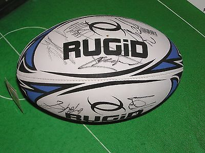 Australia Kangaroos Rugby League 2016 Squad Signed Ball - Fourteen Autographs!