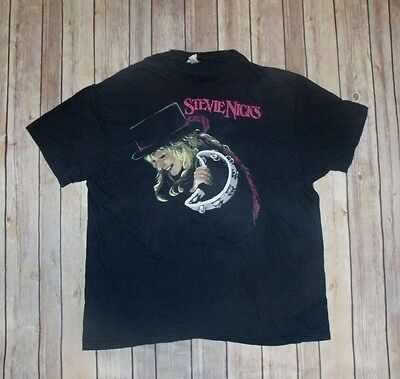 "Stevie Nicks Vintage T Shirt XL ""Back To The Other Side Of The Mirror"""