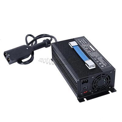 36V 18A automatic golf cart battery charger Powerwise Style Plug AC 100V-120V