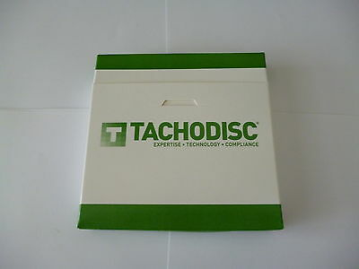 Quality Tachograph Charts/discs(box of100)T1/T2 125km pear shaped centre HGV/PCV
